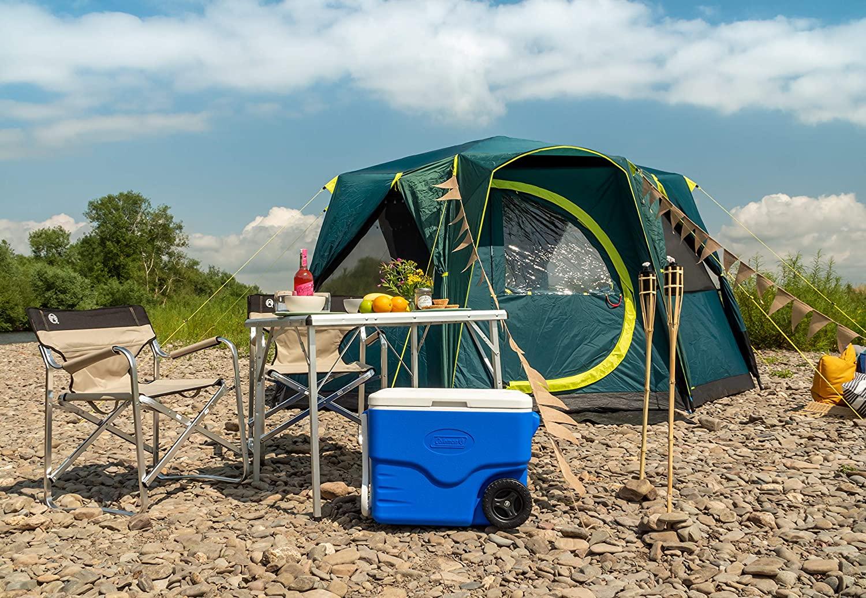 Glacière rigide Coleman 40QT pour le camping