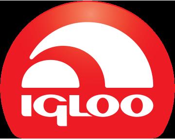 Logo Igloo : fabricant numéro 1 en Amérique de glacières isothermes