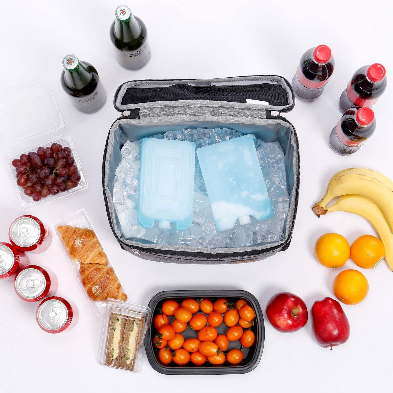 Utilisez un accumulateur de froid avec votre sac à dos isotherme