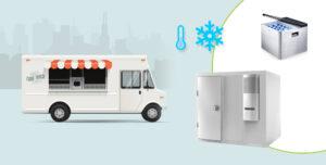 Garantir la chaine du froid en Food-Truck