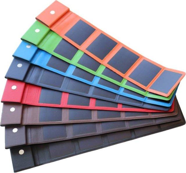 Photon Sunslice : les différentes couleurs du chargeur solaire