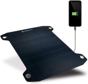 Le chargeur solaire SunnyBAG Lead Pro, recharge rapide votre smartphone