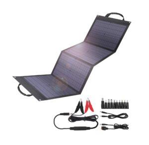 Avis : chargeur solaire Bigblue 80W pliable