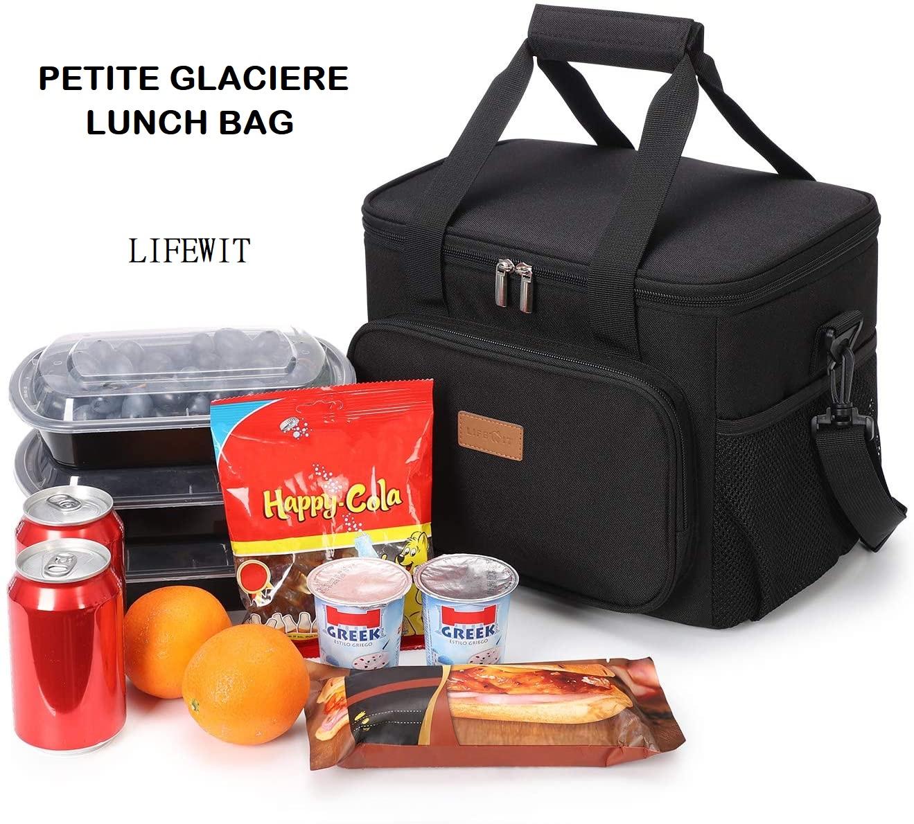 Glacière souple Lifewit et Lunch Bag de 15L