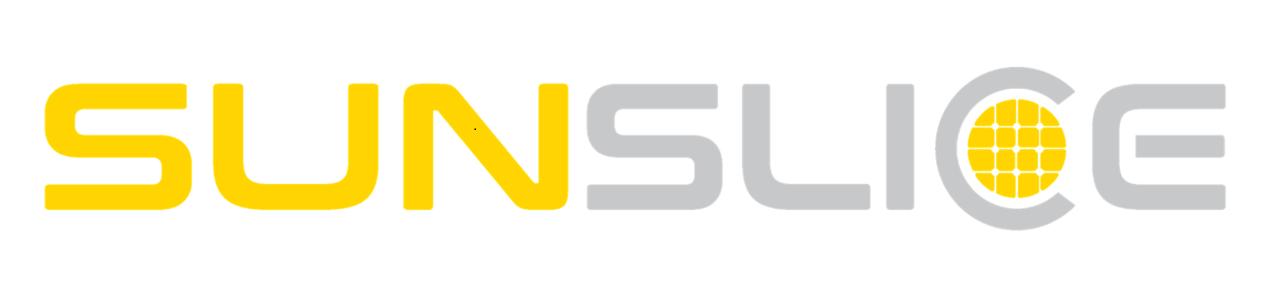 Logo Sunslice, entreprise française de produits nomades
