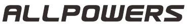 Le logo de la société ALLPOWERS, spécialiste d'équipements solaires et nomades