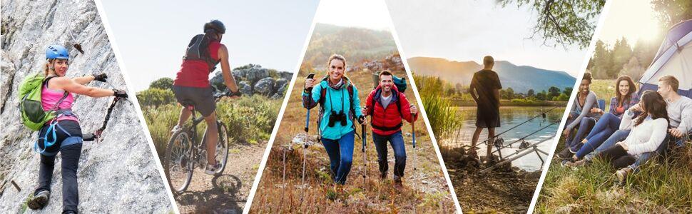Le mini chargeur solaire idéal pour vos randonnées ou sorties en famille