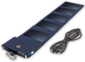Test et avis du Photon, petit chargeur solaire pliable