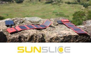 Sunslice Solar : marque de chargeur et batterie solaire