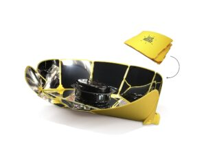 Avis + test du petit four solaire Solar Brother Sungood