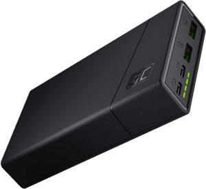 Batterie externe Green Cell 20000mAh : Test et fiche produit
