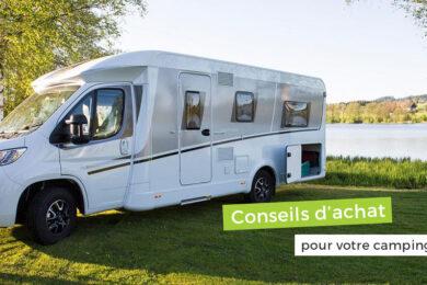 Conseils d'achat camping-car