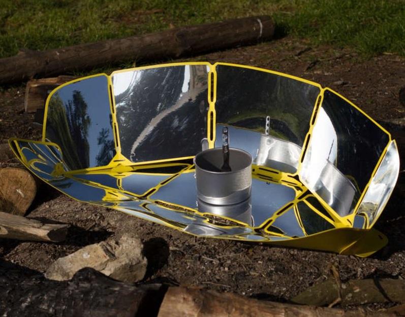 L'un des meilleurs fours solaires pour la cuisson à l'énergie solaire