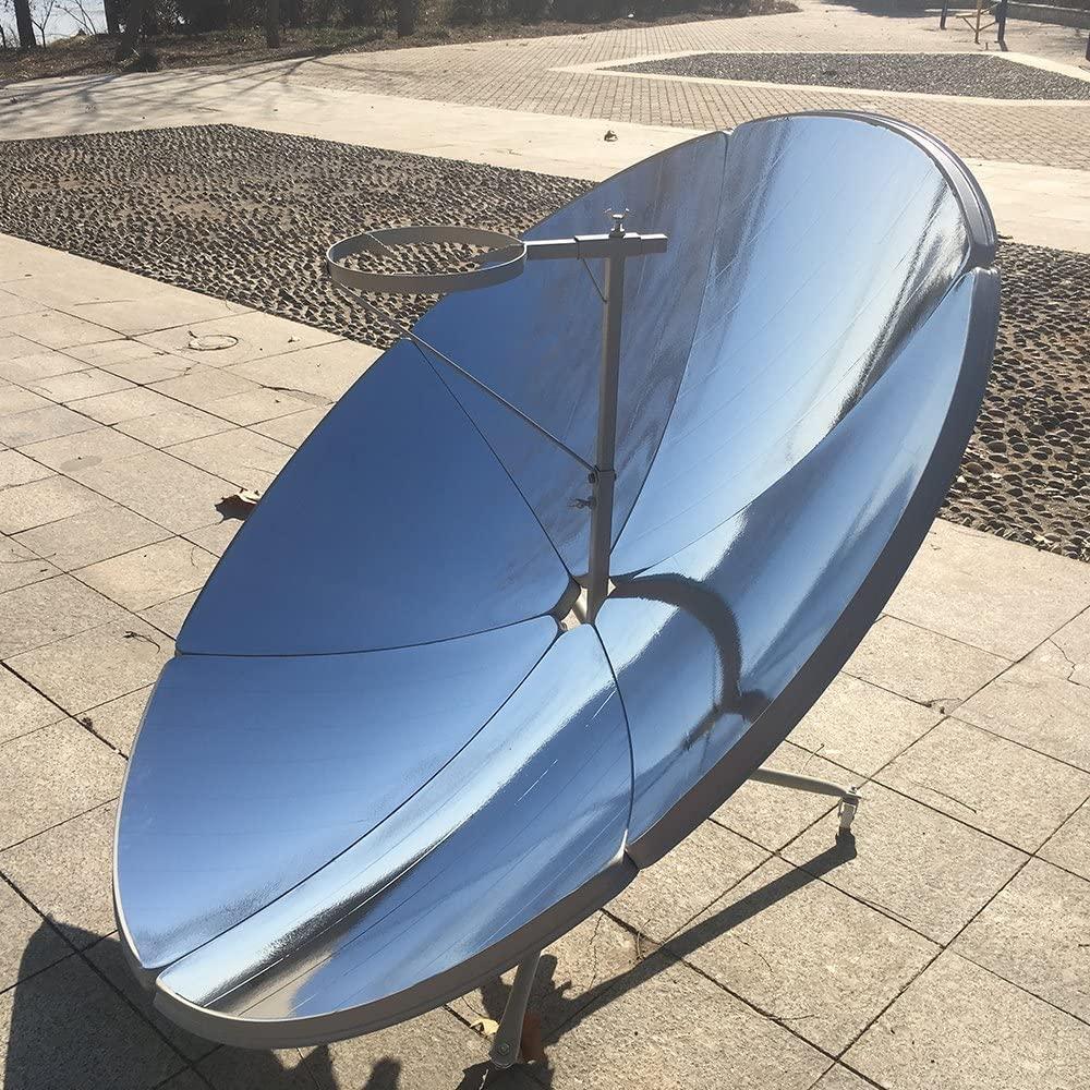 Four parabolique TOPQSC avec miroirs réfléchissants