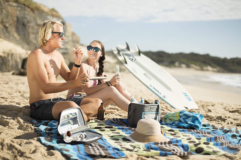Four solaire Gosun Go idéal pour manger à la plage