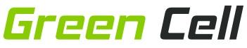 Green Cell, logo du fabricant polonais de produit lié au monde de la batterie