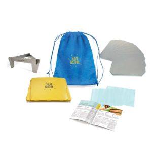 Cuiseur solaire Solar Brother avec sac et livre de recette
