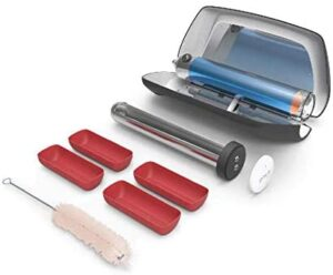 Pack des accessoires livrés avec le four solaire Gosun Go