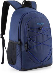 Fiche produit sac isotherme Tourit bleu