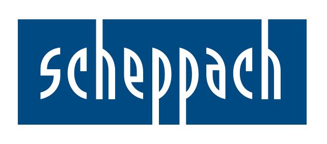 Logo des compresseurs d'air Scheppach