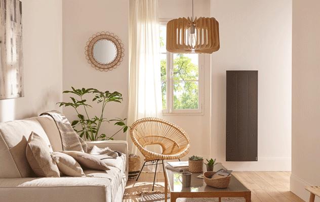 radiateur électrique Oniris vertical