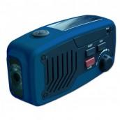 Radio solaire, dynamo et USB Panther