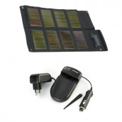 Kit solaire pour appareils photos professionnels et camescopes