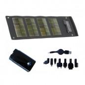 Kit solaire pour téléphones portables, iPhone et MP3