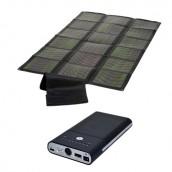 Kit solaire pour PC portable 62W