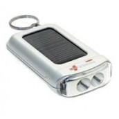Lampe porte clé solaire 2 LED STINGRAY