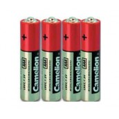 4 piles rechargeables AAA R03 Ni-MH 1100mAh