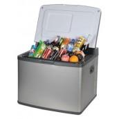 Réfrigérateur portable 12V, 24V et 230V INDEL B 55L