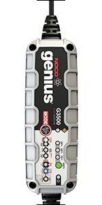 Chargeur de batterie auto NOCO G3500
