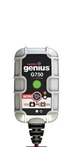 Chargeur Batterie NOCO G750
