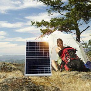 Panneau solaire Betop-camp 20W