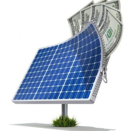 Un panneau solaire est très économique et écologique