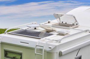 Kit et panneau solaire photovoltaïque
