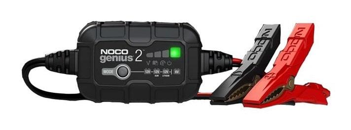 Le meilleur désulfateur de batterie : Noco Genius 2