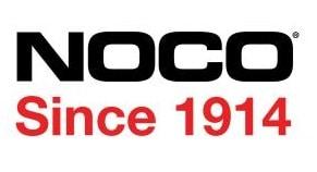 Logo de la marque Noco since 1914