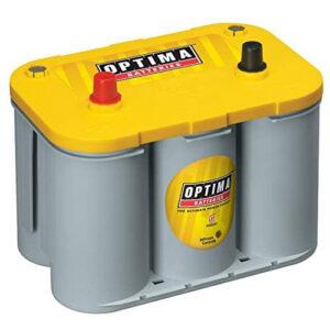 Batterie décharge profonde Optima 55 Ah
