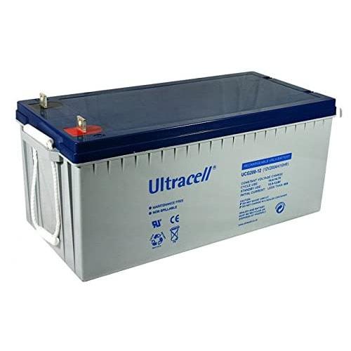 Notre avis sur la batterie Ultracell GEL 200Ah