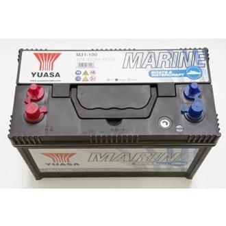 Détails de la batterie décharge lente YUASA M31
