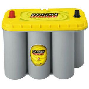 Batterie décharge profonde Optima 75 Ah