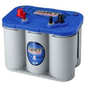 Batterie décharge lente Optima BLUETOP BT DC 4.2