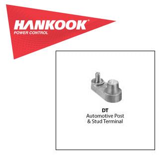 Détails de la batterie décharge lente Hankook DC24MF